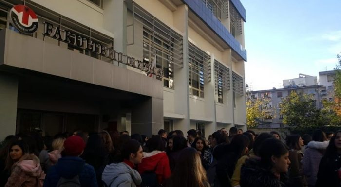 Albanian students moving to Germany. 46% more residence permits